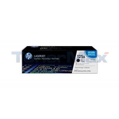 HP COLOR LASERJET CP1215 TONER BLACK